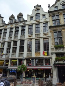 Bruxelles - Grand Place no 34 a 39