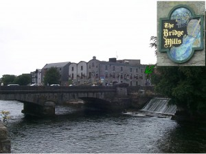 Galway : the Bridge Mills