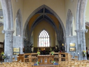 Galway : Collegiate Church of St Nicholas