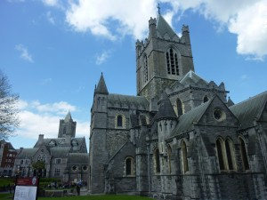 Dublin - Christ Church Cathedral
