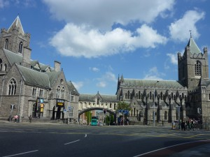 Dublin - Christ Church Cathedral, Synod Hall ou Dublinia
