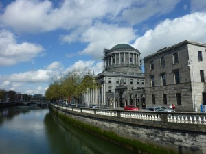 Dublin - Four Courts