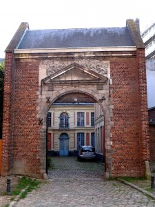 Lille : refuge abbaye Marchiennes
