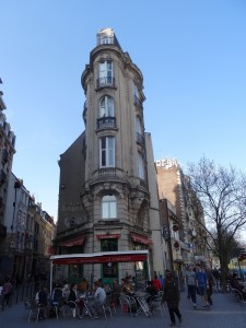 Lille : immeuble proue