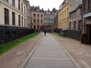 Lille : rue Weppes