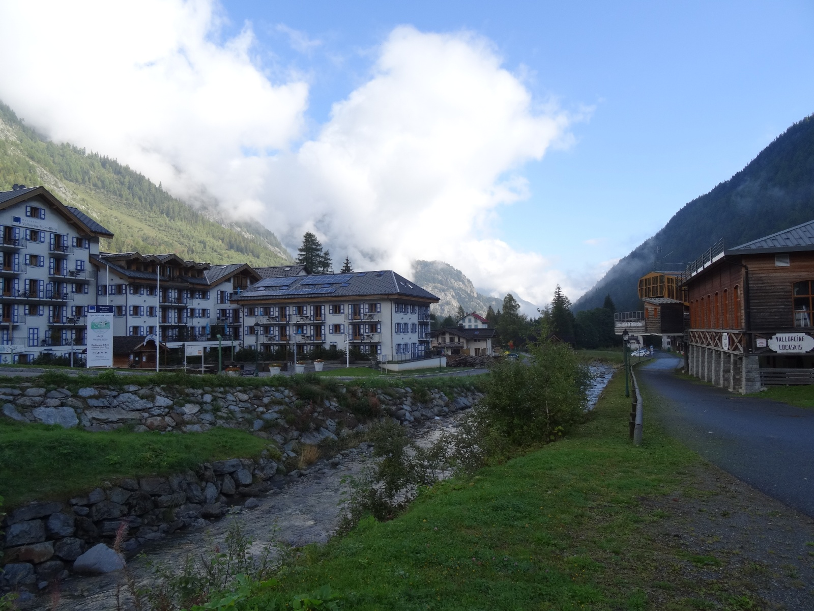 Vallorcine France  city pictures gallery : Vallorcine Horizon nomade