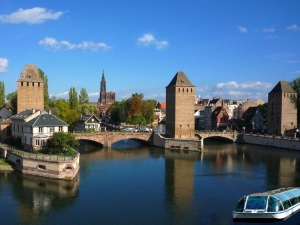 strasbourg : les ponts couverts