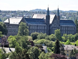 Norvège : Trondheim, Universite de sciences et technologie