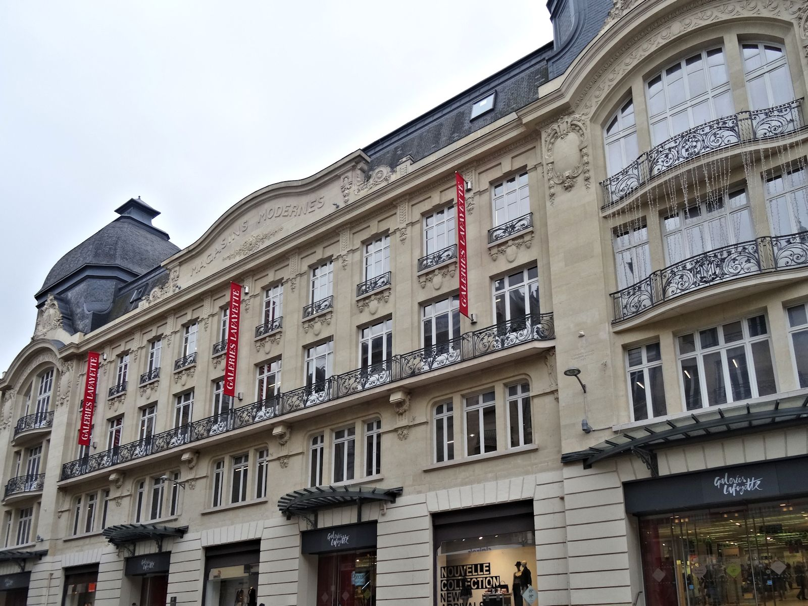 Reims l 39 art d co au coeur de la cit horizon nomade - Magasin deco reims ...
