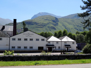 Ecosse : Fort William