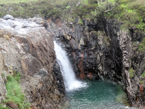 Ecosse: Skye, fairy pools